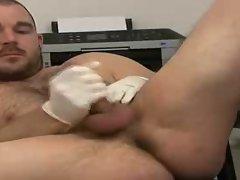 White Glove Stroke