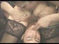 Cumshot Orgy