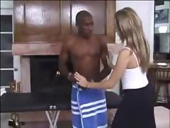 French Raunchy teen Interracial