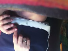 show me the panty hehe (denver bus upskirt voyuer)
