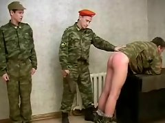 Spank Me Sergeant! 1