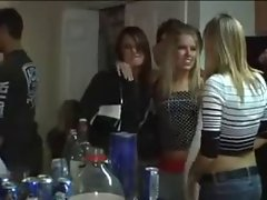 Sex at college frat party