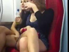 Friday Night at London Subway