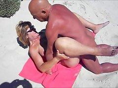 Beach Hussy