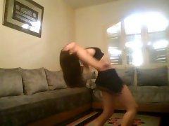 arab hijab dancing