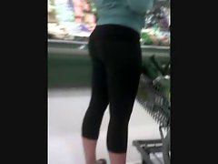 Candid Butts 12 (with sound)