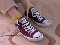 sold worn socks