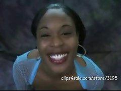 Jada Ebony interracial BJ